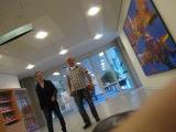 госпиталь в  г. Эйндховене , Nederland ,11.10.2013 ( часть 1)